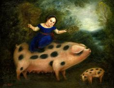 Crowning the Grand Sow | Fatima Ronquillo
