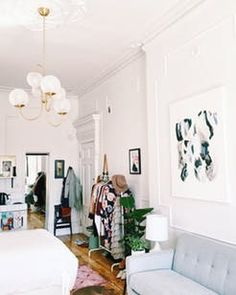 A Thoughtfully Styled 500-Square-Foot Montreal Studio   Apartment Therapy