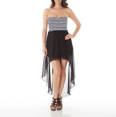 Hi Low Hem Stripe Dress Love this!!!