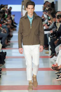 Richard James | Spring 2015 Menswear Collection | Style.com