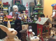 Jean's 1/12 scale  toy shop