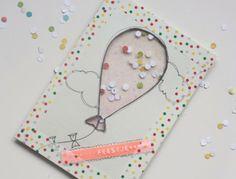 Creatief met confetti - Kimminita