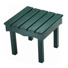 End Table Green now featured on Fab.