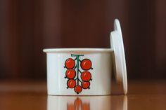 Arabia Finland Jam Jar or Pot 1965 by Ulla Procope