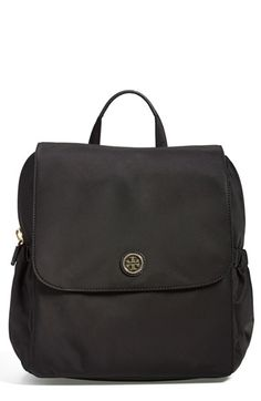 Tory+Burch+'Travel'+Convertible+Nylon+Baby+Backpack+available+at+#Nordstrom