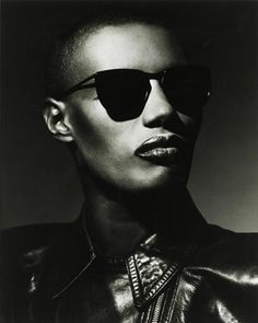 Grace Jones #blackcool #audacity