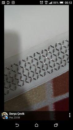 Home Decor, Hardanger, Tulle, Embroidery, Decoration Home, Room Decor, Home Interior Design, Home Decoration, Interior Design