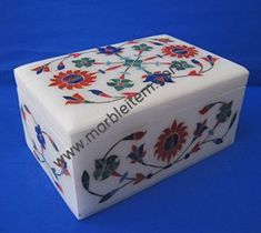 Beautiful Inlay Jewellery boxes from www.marbleitem.com  #marble #inlay #Jewellery #boxes #home #art #decor #shop #online #beauty #box #jewels