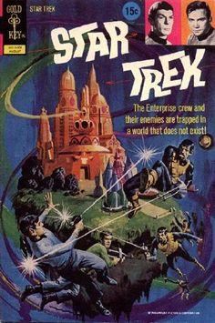 Star Trek , comic