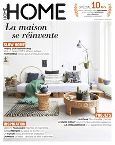 abonnement à home magazine