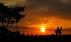 """""""sunset runners"""" Nuvali, Sta. Rosa, Laguna -Philippines"""