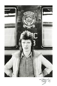 Exclusive David Bowie photographs by Geoff MacCormack go on sale
