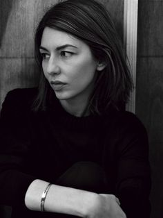 Sofia Coppola by Craig McDean for INTERVIEW magazine - 2013