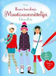 lataa / download MUOTISUUNNITTELIJA – TALVIMALLISTO epub mobi fb2 pdf – E-kirjasto