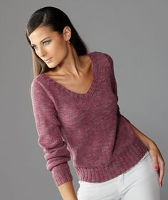 Reversible Sweater for Ladies