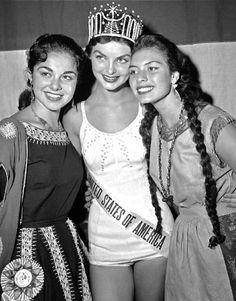 1957 Miss USA Leona Gage