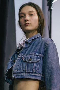 Off-White AW17 paris womenswear dazed