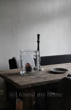 Rustic and simple----IFMH
