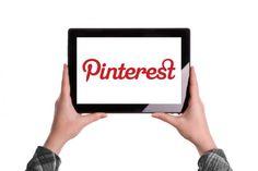 Pinterest Logo On Digital Tablet — Stock Image Most Popular Social Media, Pinterest Images, Digital Tablet, Editorial Photography, Affiliate Marketing, How To Make Money, Stock Photos, Feelings, Blogging