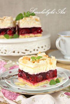 Cheesecake, Pudding, Cooking, Kuchen, Kitchen, Cheesecakes, Custard Pudding, Puddings, Cherry Cheesecake Shooters