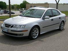 2004 Saab 9-3 Aero. I have a 2005 just like this.