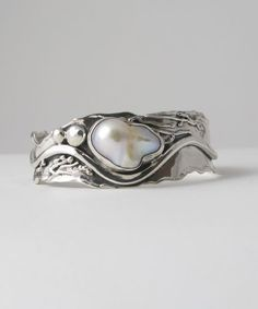 'Flameball' Pearl...Marksz Jewelry of Palm Beach