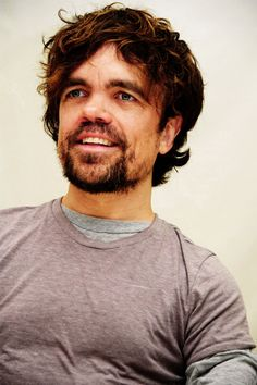 Peter Dinklage - why is he so sexy?  Because he is.