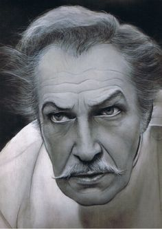Vincent Price Art Work
