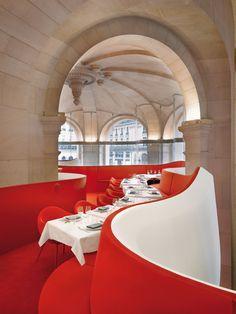 L'Opéra Restaurant in Paris