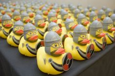 Viking Rubber Duck Army