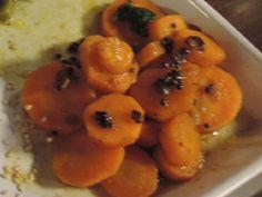 Slaďoučká mrkev
