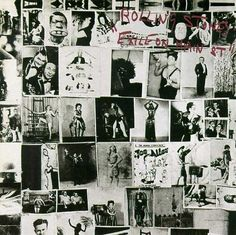 Exile on Main St. by The Rolling Stones (1972) | Community Post: 42 Classic Black And White Album Covers