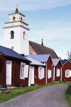 Gammelstad, Sweden