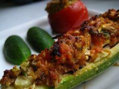 HAPPYFOOD - фаршированные овощи...
