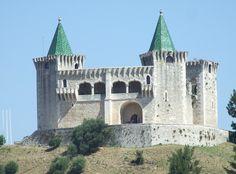 Porto de Mós Castle - PORTUGAL