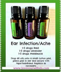 oil for ear ache EO for Ear Ache EO for Ear Ache Essential Oils Ear Infection, Oils For Ear Infection, Doterra Essential Oils, Essential Oil Blends, Doterra Blends, Oils For Ear Ache, Healing Oils, Natural Healing, Essential Oil Perfume