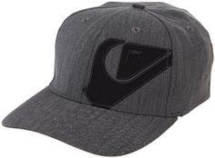 df3f6941c9f Amazon.com  Quiksilver Men s Muy Grande Stretch Fit Hat