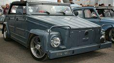 Perfect chop...VW181