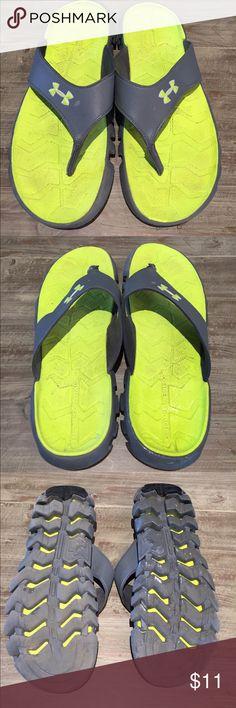 Men's under armour flip-flops. Size 13 Men's under armour flip-flops. Size 13. Very good condition. Under Armour Shoes Sandals & Flip-Flops