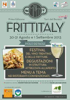 Frittitaly a Torri del Benaco http://www.panesalamina.com/2013/16171-frittitaly-a-torri-del-benaco-vr.html