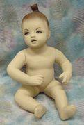 1 Year Old, Sitting Child Mannequin