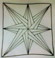 Journey Through Zentangle Art: New Patterns