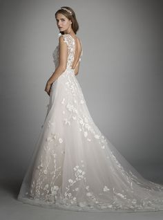 Bridal Gowns and Wedding Dresses by JLM Couture - Style 9713