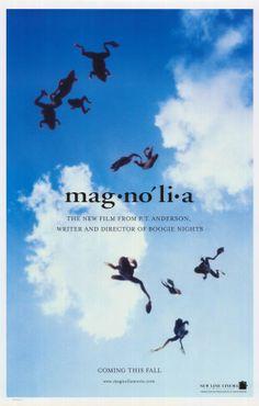 top 5 fave: Magnolia - Paul Thomas Anderson, 1999