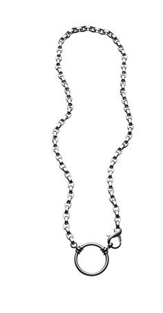 059 Sterling Silver Square Link Chain