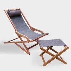 Gray Lanai Sling Outdoor Seating Collection