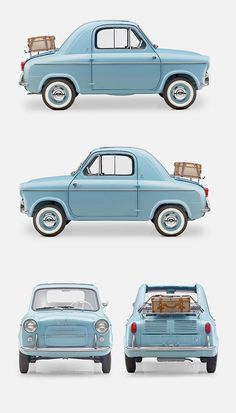 Vespa 400 Micro Car,  by  ACMA for Piaggio  1957/1961 yes yes yes yes yes!!!!!!!!!