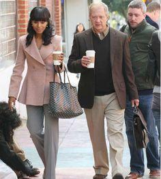 Scandal's costume designer on dressing Olivia Pope