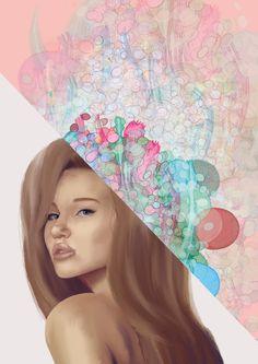 "Popatrz na mój projekt w @Behance: ""Summer illustration"" https://www.behance.net/gallery/50869921/Summer-illustration"