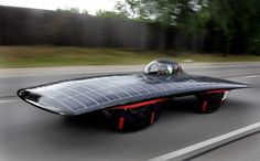 Xenith Solar powered